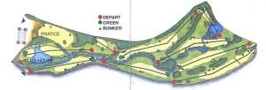 Golfplatz Arc-en-Barrois